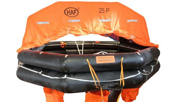 SOLAS A & B LIFERAFTS